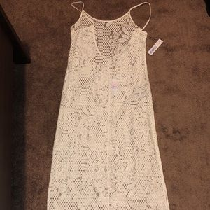F21 -Swimsuit coverup